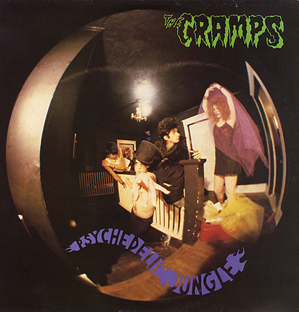 WOMENS PSYCHOBILLY DRESS THE CRAMPS HUMAN FLY ALBUM GARAGE GRAVEST HITS COBWEBS